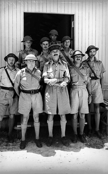 File:StateLibQld 1 128827 Battle station at an important coastal fortress near Brisbane, 1942.jpg