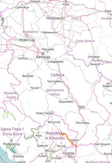 State Road 42 (Serbia)