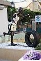 Statua di Serge Van De Put ad Albisola 1.jpg