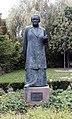 Statue Clara-Zetkin-Park (Marza) Clara Zetkin&Gerhard Thieme&1999.jpg