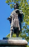 Statue of Christopher Columbus (New Haven, Connecticut).jpg