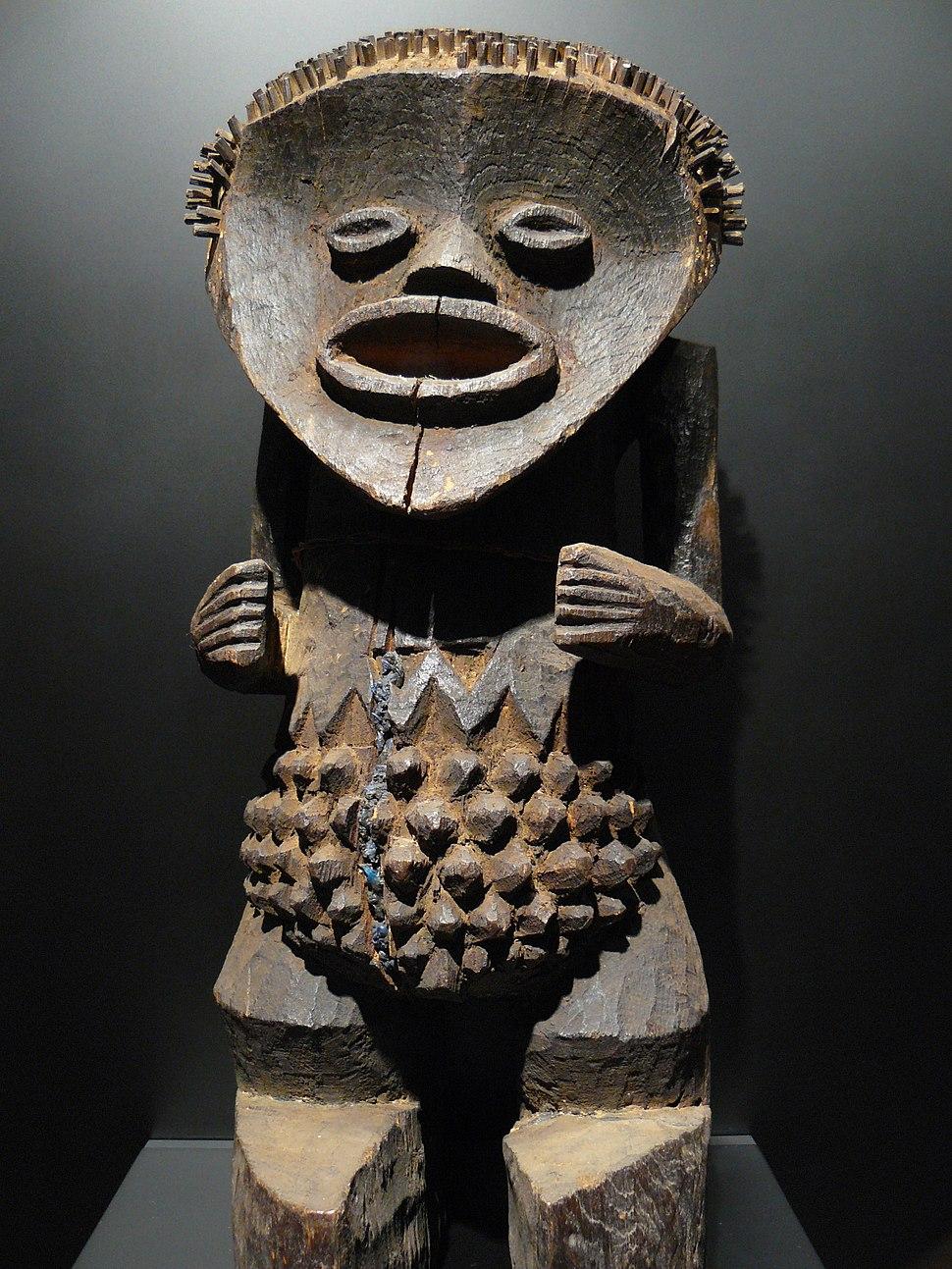 Statuette Mambia Nigéria