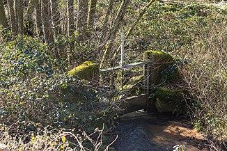 Weir on the Wellbach