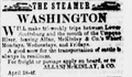 Steamer Washington ad 1854.png