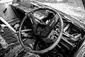 Steering wheel, Shankar Matha O Mission (02).jpg