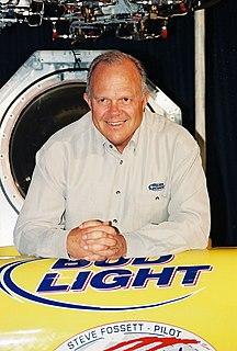 Steve Fossett American businessman, record-setting aviator, sailor, and adventurer