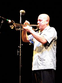 Steven Bernstein at jazz festival in Saalfelden, 2009
