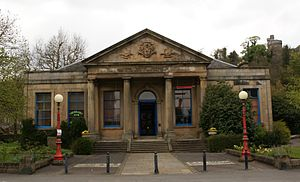 Stirling Smith Art Gallery and Museum - The Smith Institute Museum in Stirling.