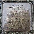 Stolperstein Goch Mühlenstraße 44 Otto Stern.jpg