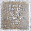 Stolperstein Jenny Kohn by 2eight 3SC1497.jpg