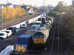 Stowmarket - DRS 57012 and 57011 with RHTT.jpg