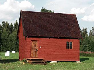 Hewing - Stråsjö Chapel