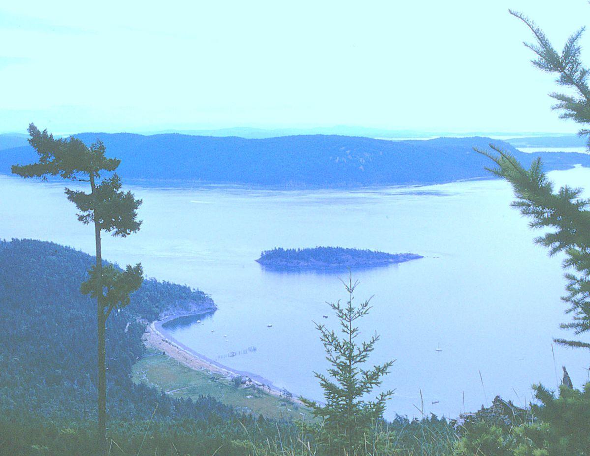 Strawberry Island (Rosario Strait, Washington) - Wikipedia