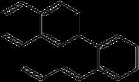 Strukturformel von Benzo(a)pyren