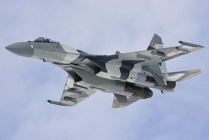 File:Sukhoi Su-35S in 2009.jpg