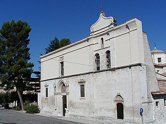 Province of L'Aquila - Sulmona Cathedral.