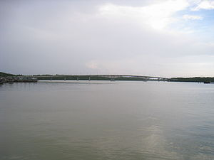 Sedili Besar River - Sedili Besar River