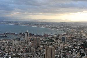 Haifa metropolitan area - Haifa is the third largest city in Israel and the centre of the Haifa metropolitan area.