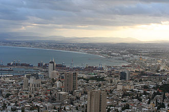 Haifa metropolitan area - Haifa is the third largest city in Israel and the centre of the Haifa metropolitan area.