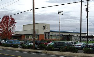 Sunset High School - Beaverton, Oregon.JPG