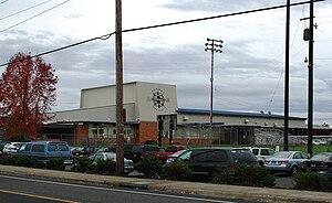 Sunset High School (Beaverton, Oregon) - Image: Sunset High School Beaverton, Oregon