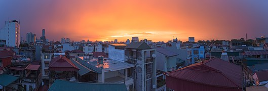 Sunset over Hanoi After the Rain.jpg