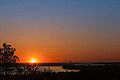 Sunset over the Dordogne river - Montalon, Bordeaux, France - Picture Image Photo Garonne (13902369443).jpg
