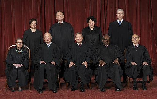 Supreme Court of the United States - Roberts Court 2017