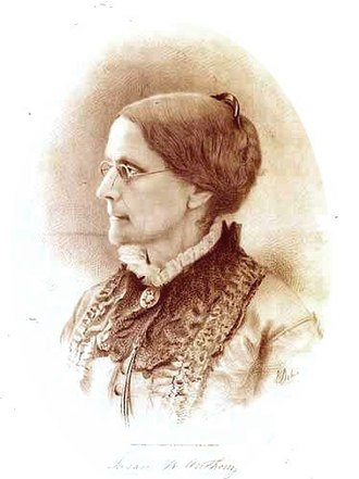 Susan B. Anthony - Susan B. Anthony