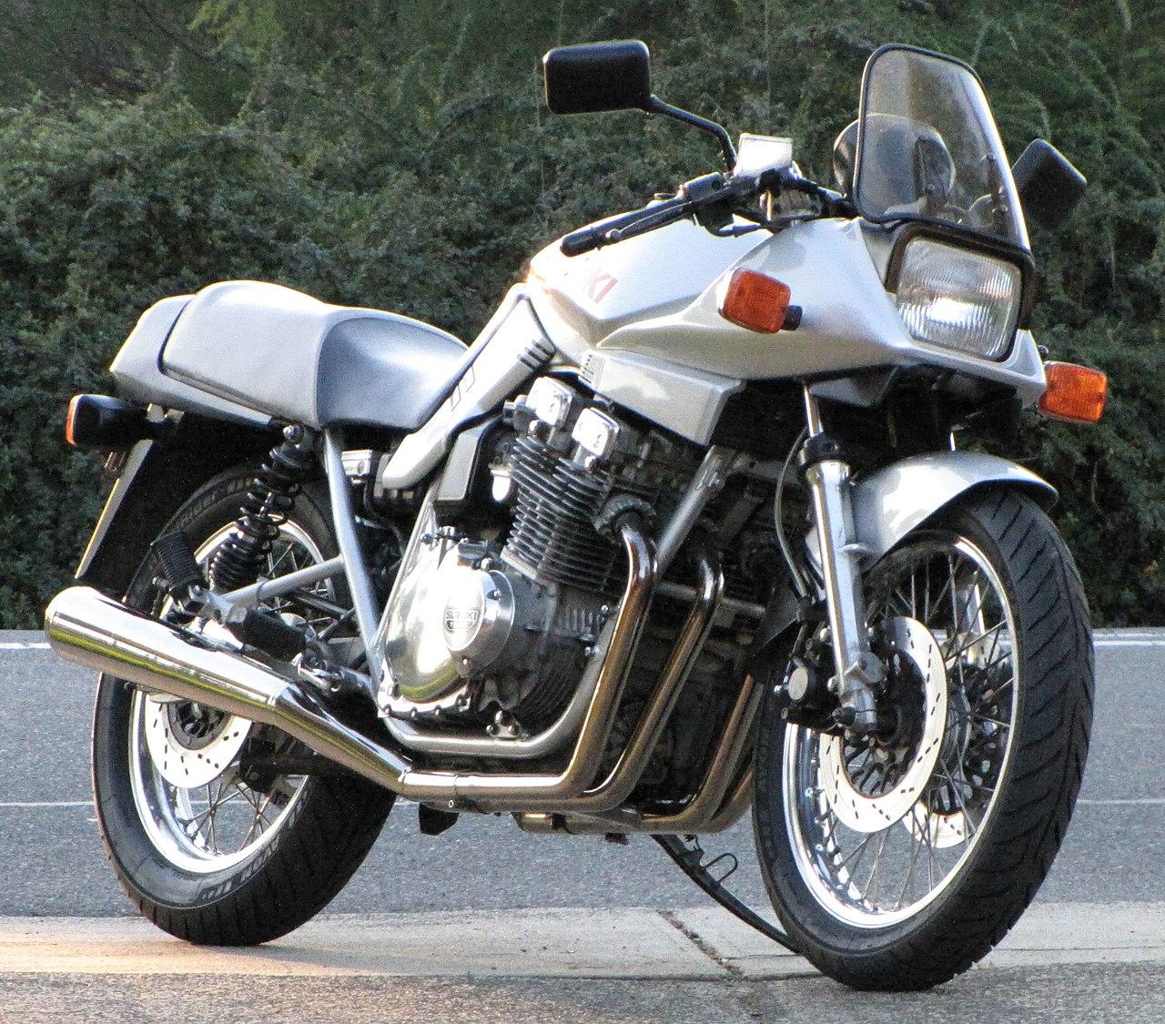 1280px Suzukikatana1100 2010