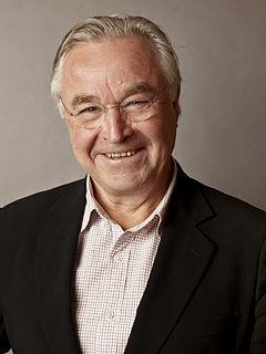 Sven Hagströmer Swedish business executive (born 1943)