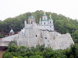 Миколаївська церква на святих горах