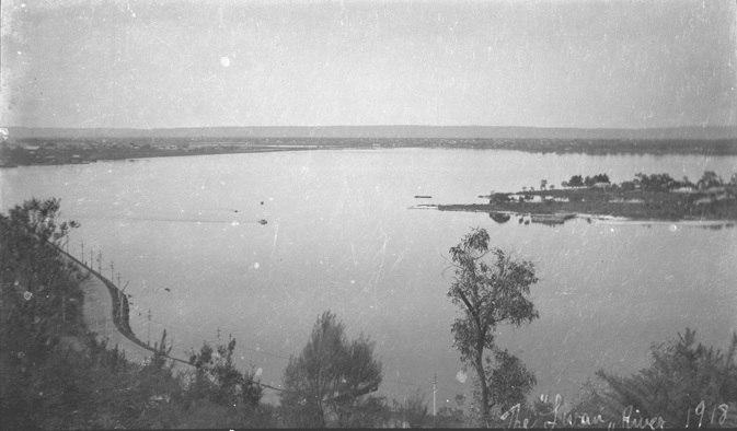 Swan River 1918