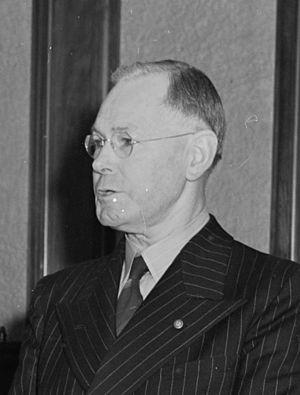 Edgar Neale - Edgar Neale in 1950