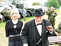 Swindon and Cricklade Railway wartime weekend (1) - geograph.org.uk - 549608.jpg
