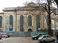 Synagoga, 2004