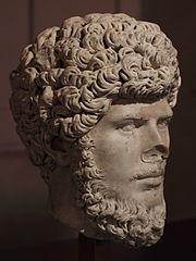 Tête de Lucius Verus Ra 63
