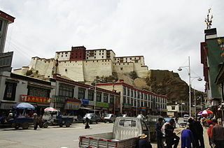 Shigatse Prefecture-level city in Tibet, Peoples Republic of China