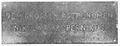 Tablica DEM GROSSEN ASTRONOMEN NIKOLAUS KOPERNIKUS pomnik Mikołaja Kopernika w Warszawie.jpg