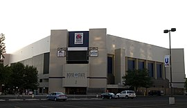 Taco bell arena 2009.jpg