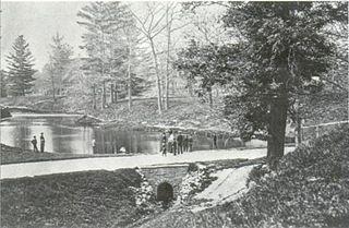 McCauls Pond