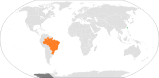 Brazil–Taiwan relations Diplomatic relations between the Federative Republic of Brazil and Taiwan