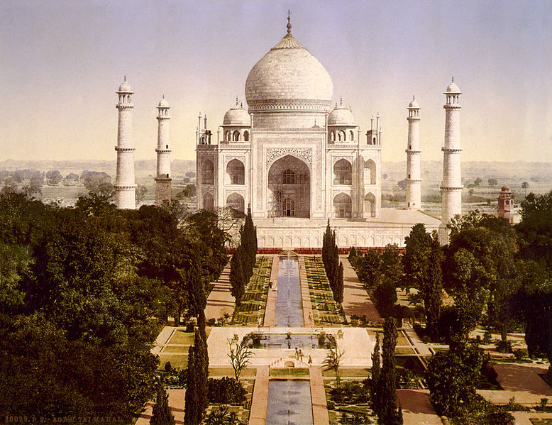 File:Taj Mahal, Agra, India, ca. 1900.jpg