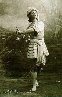 Vaslav Nijinsky Polish ballet dancer and choreographer