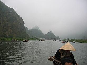 Ninh Bình - Image: Tam Cốc 01