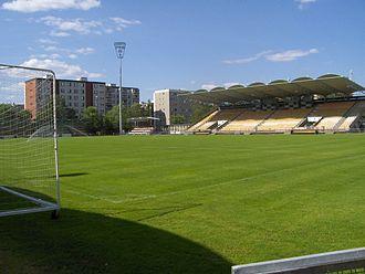 FC Ilves - Tammela Stadium