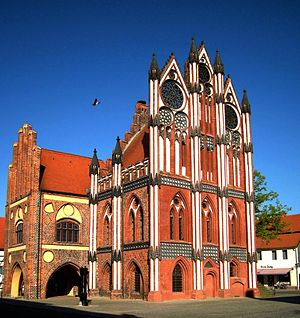 Tangermünde - Town hall