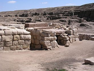 Tanis - The Royal Tombs of Tanis