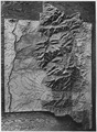 Taos County, New Mexico. Relief map of Taos County - NARA - 521895.tif