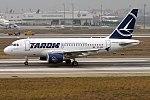 Tarom, YR-ASA, Airbus A318-111 (25083809657).jpg